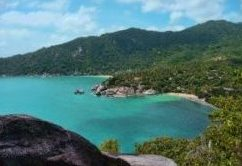 Thailand Yoga Retreats beach location