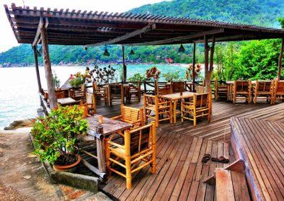 Bamboo Huts Restaurant