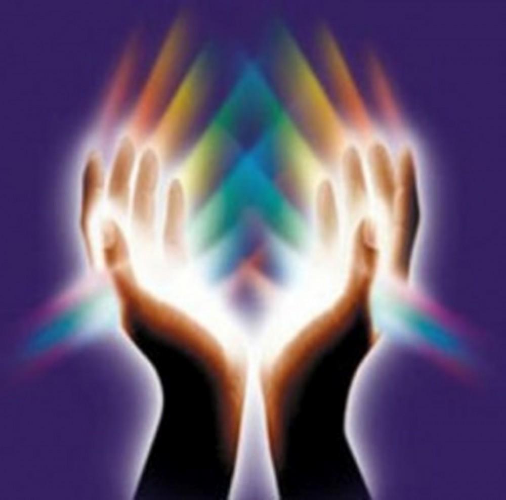 Reiki Session: energy healing