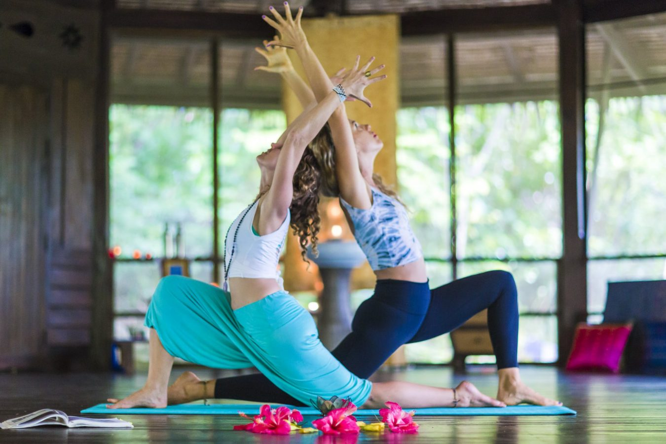 Pure Flow Yoga Magic Retreat Thailand Coconut Grove Haad Thien