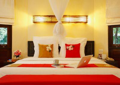 Deluxe Rooms @ Pariya