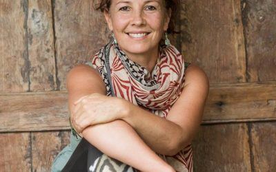 Cathy Pearson – Transforming Cellular Memory, Yoga Deep & the Celtic Woodland Yoga Festival