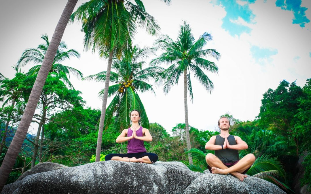 Yoga 101: What does Namaste mean?